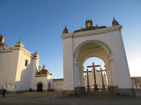 église de copacabana