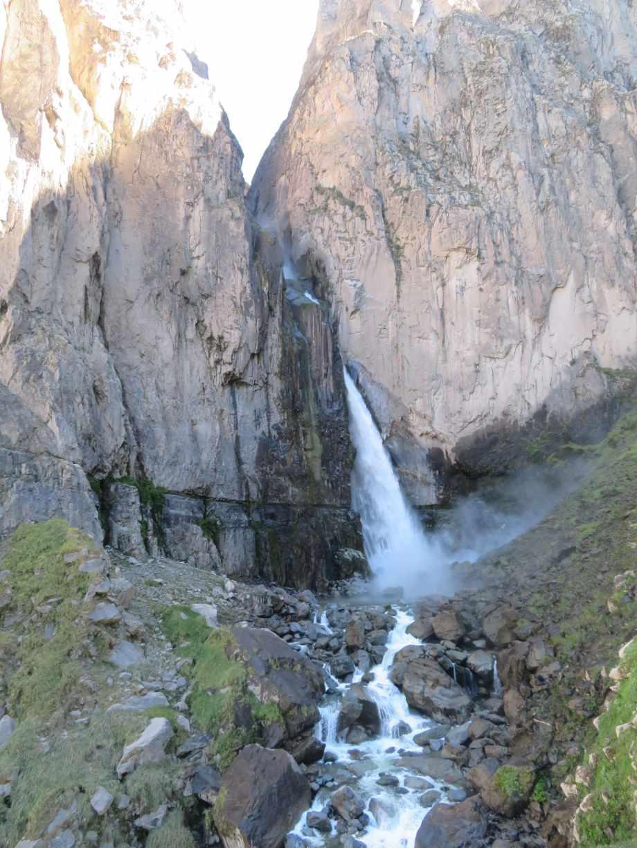 cascade de Fure