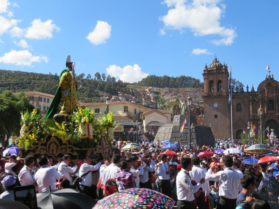 Corpus Christi à Cusco (11)