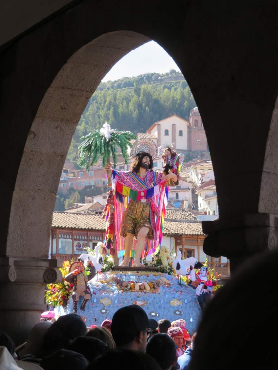 Corpus Christi à Cusco (5)