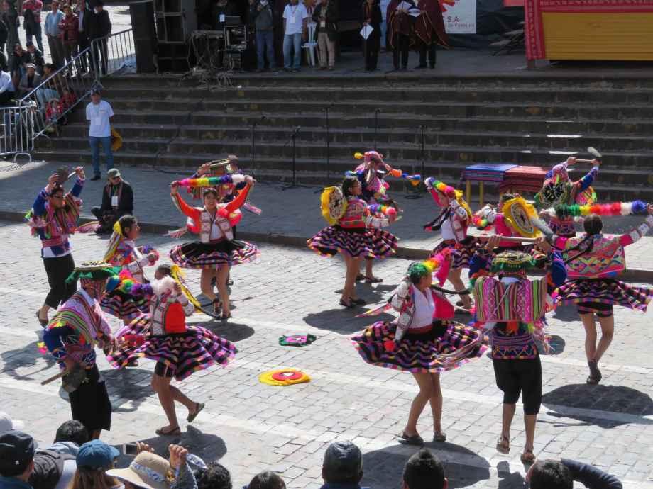 danse à Cusco - (2)