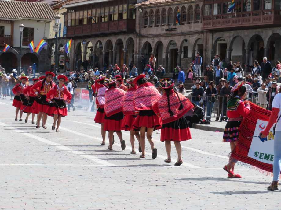 danse à Cusco - (3)