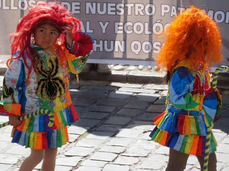 danse des petits à Cusco (2)