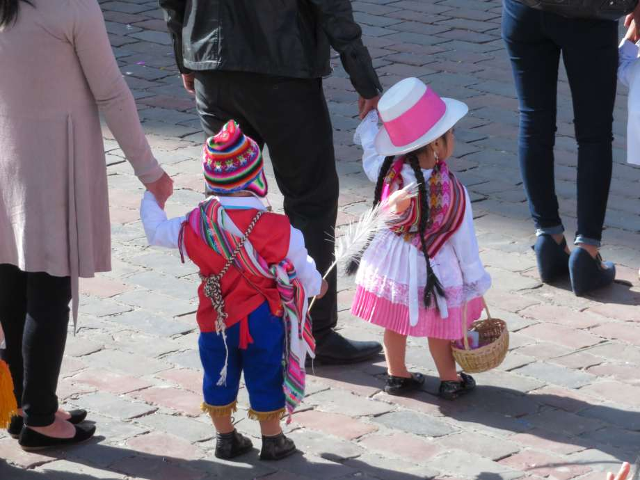 danse des petits à Cusco (5)