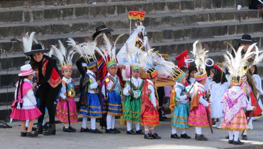 danse des petits à Cusco (6)