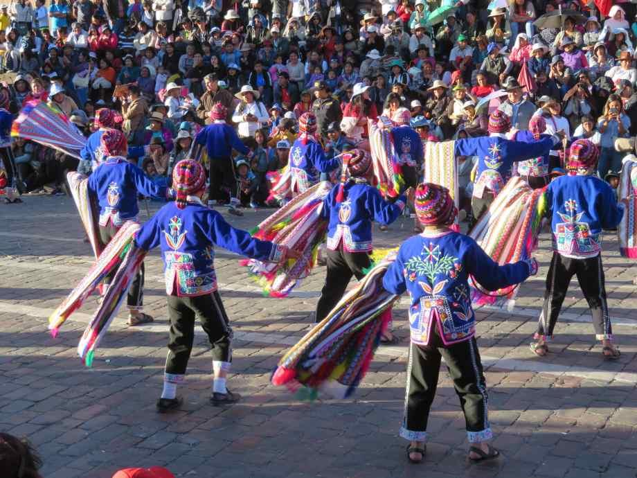 défilé de danse à Cusco (10)