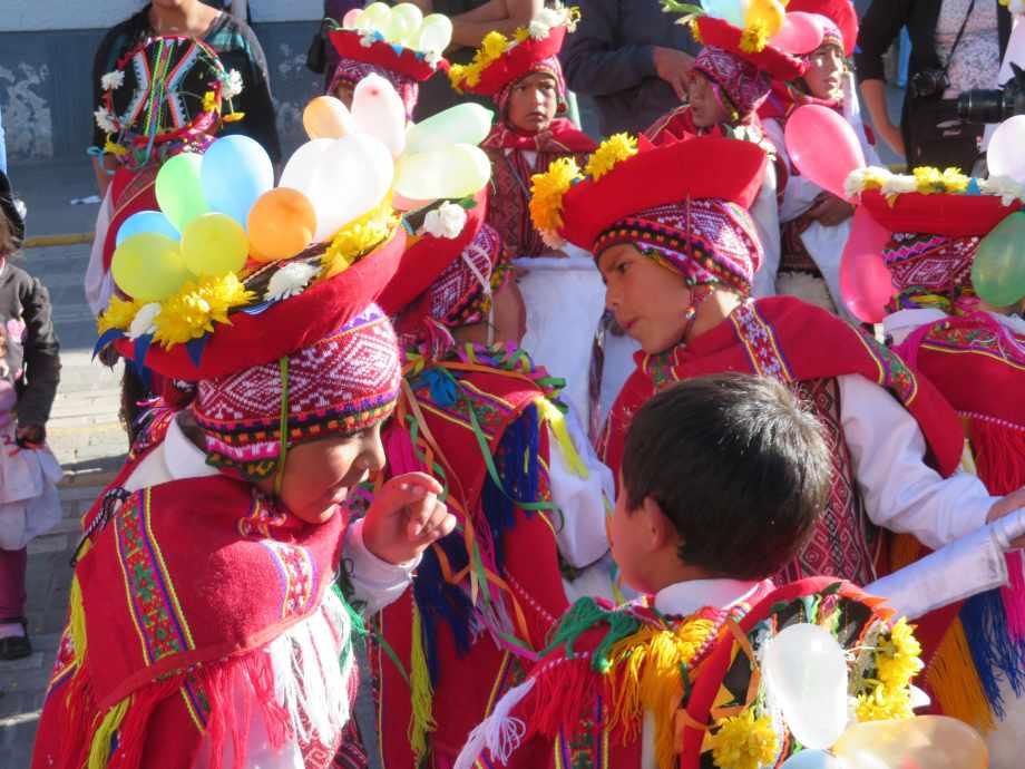 défilé de danse à Cusco (2)