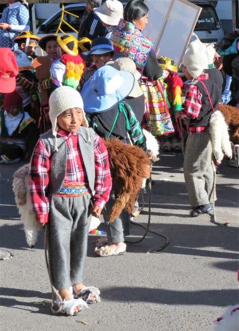 défilé de danse à Cusco (3)