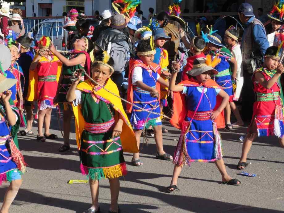 défilé de danse à Cusco (5)