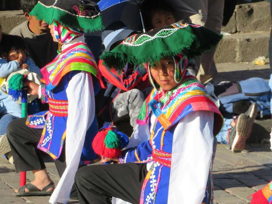 défilé de danse à Cusco (6)