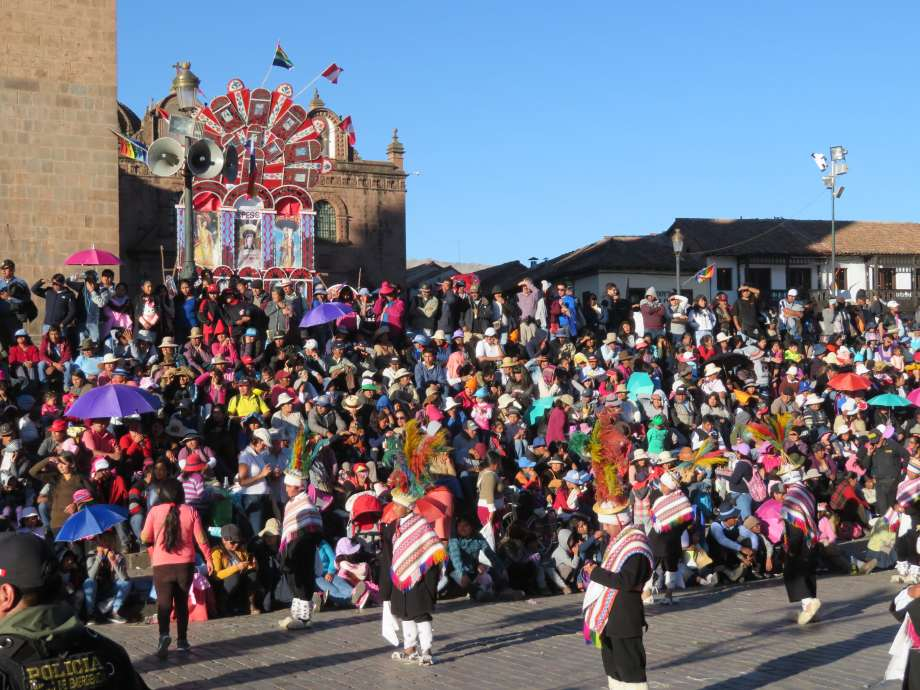 défilé de danse à Cusco (9)