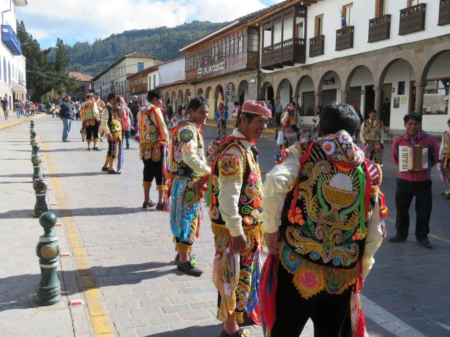fête à Cusco (4)
