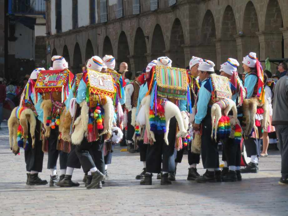 fête à Cusco (5)