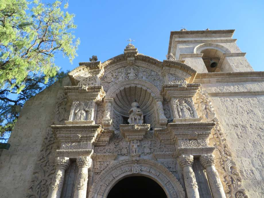 iglesia de Yanahuara (2)