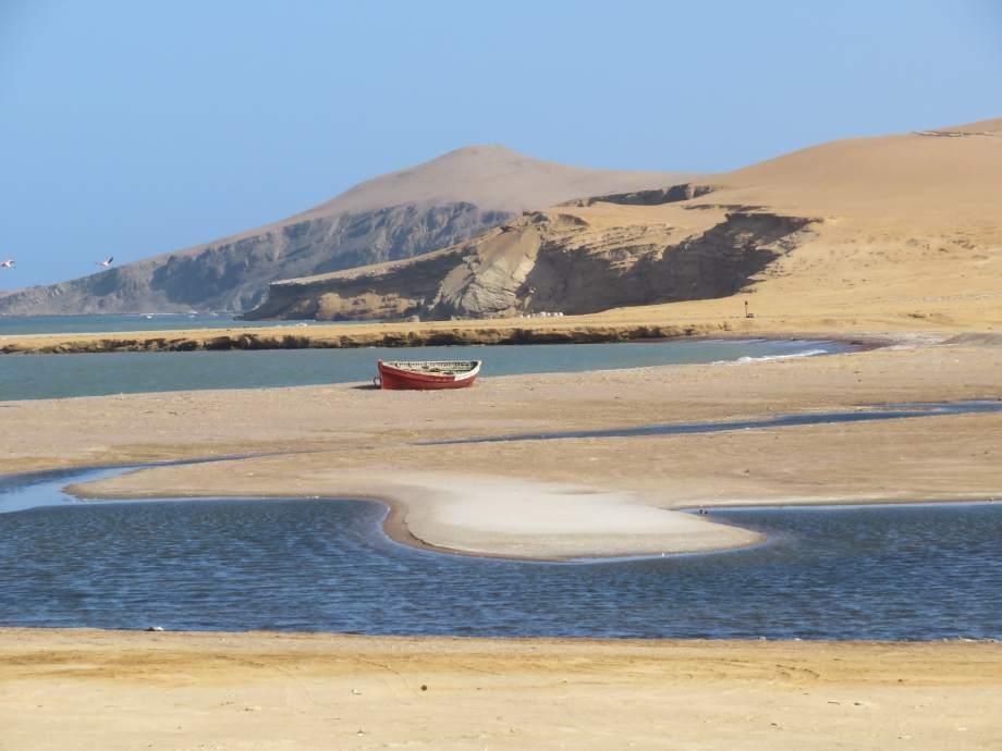 la mer et le désert