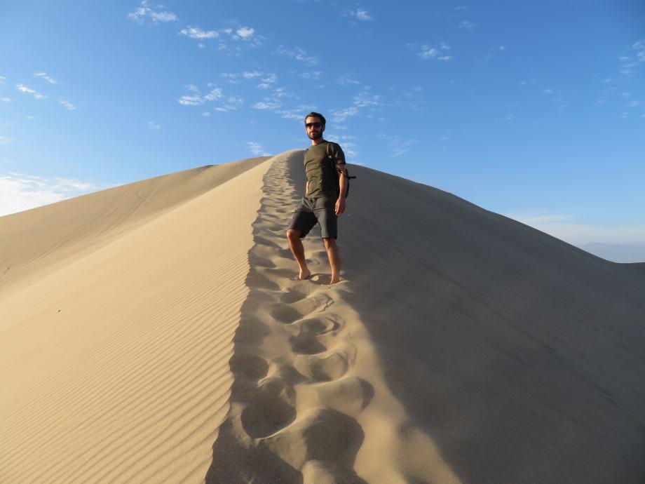 Les belles dunes autour de l'Oasis (13)