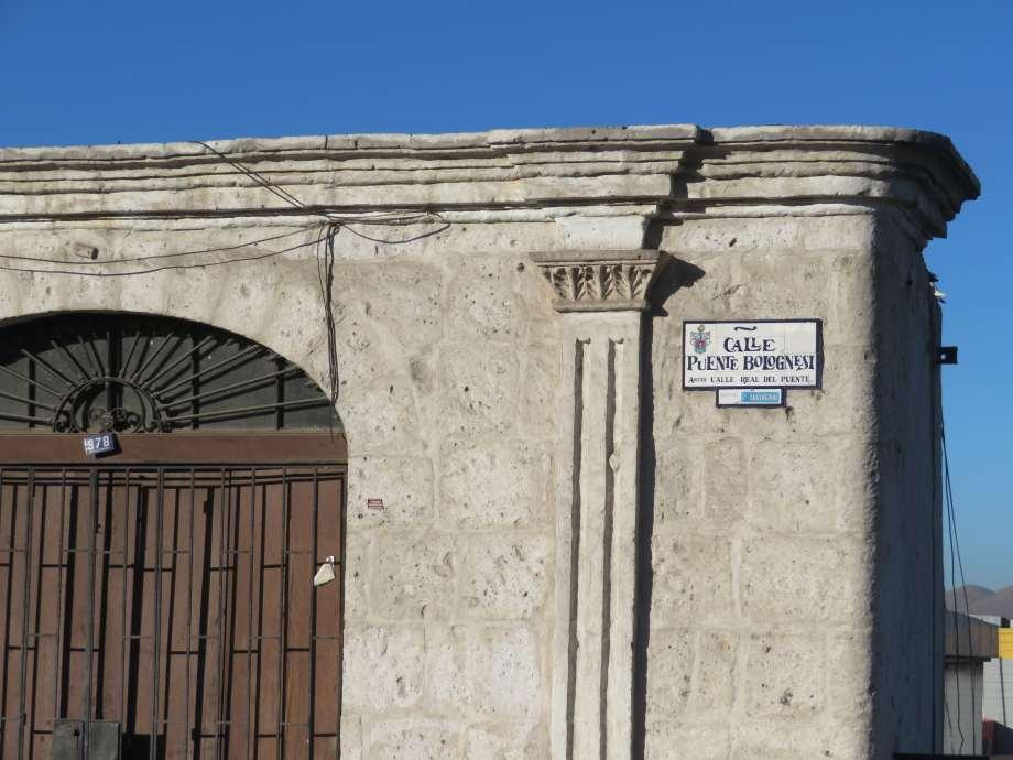 pont bolognese
