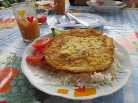 repas de roi -