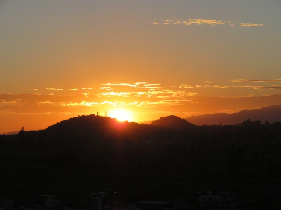 sunset du mirador