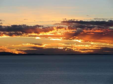 sunset --