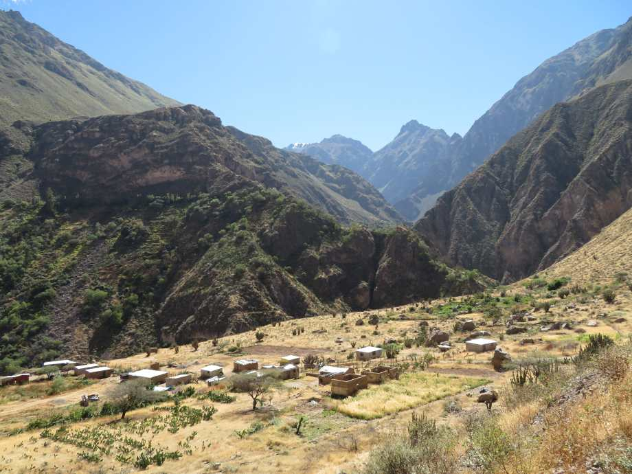 village du canyon