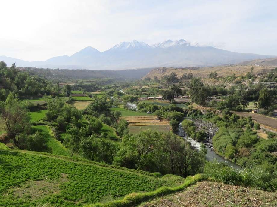 volcan Chachani -