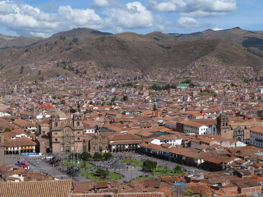 vue de Cusco (2)