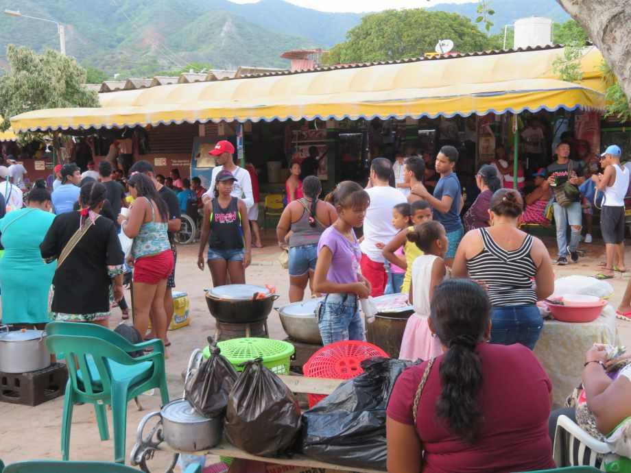 fiesta à Taganga -