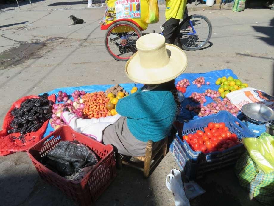 marché de Caraz (1)