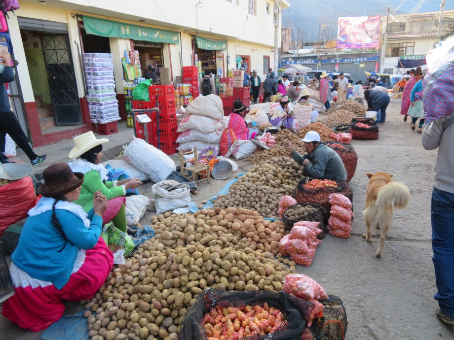marché de Caraz (2)