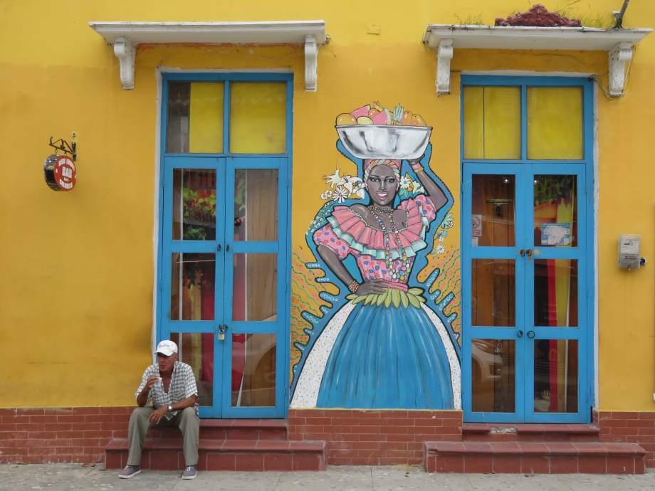 street art cartagena-