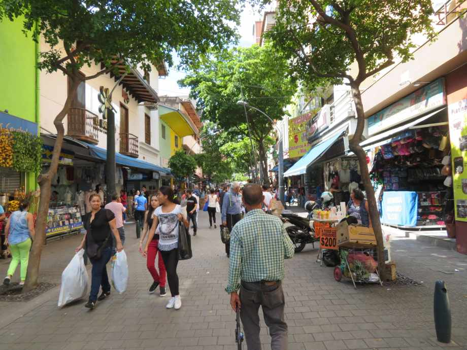 centre de Medellin -
