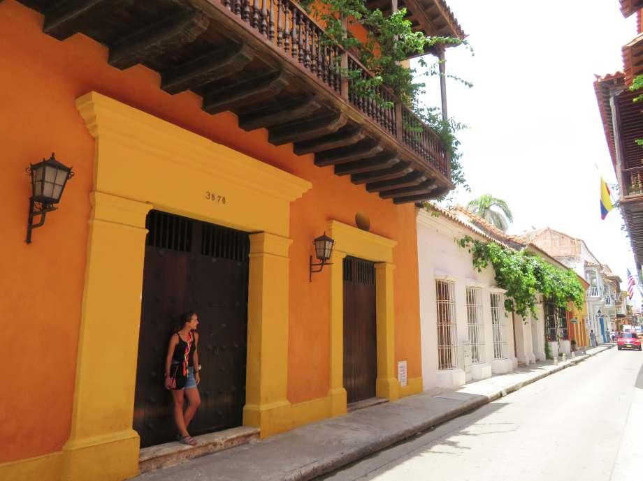 dans les rues de Cartagena.JPG