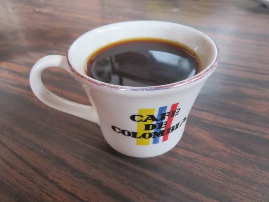 délicieux café colombien