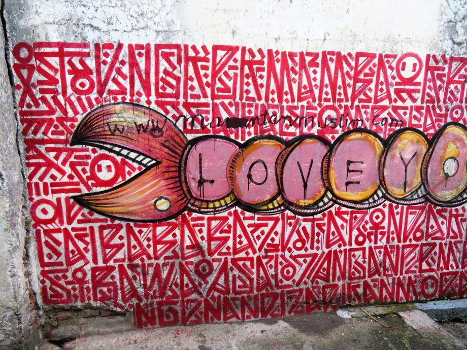 street art bukinttinggi