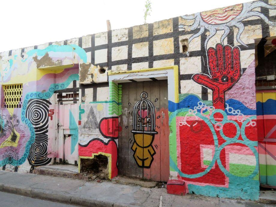 street art Carthagène (4)