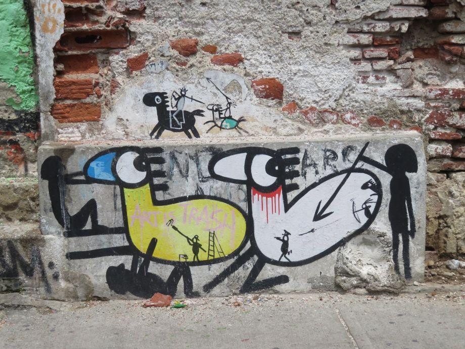 street art Carthagène (8)