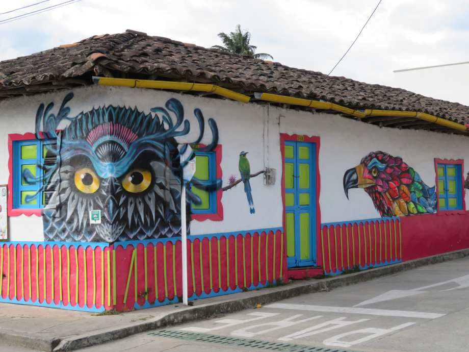 street art Salento