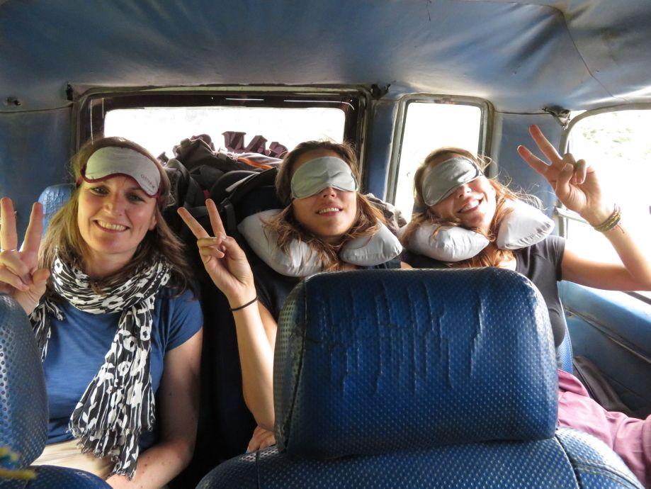voyage de bus