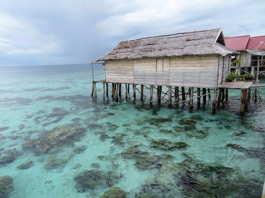 Bajau village (2)