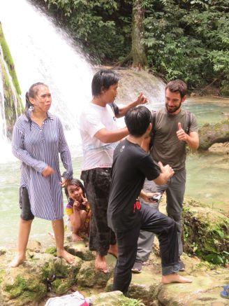 cascade de Tentena (2)
