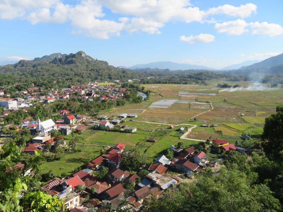 vue de la coline
