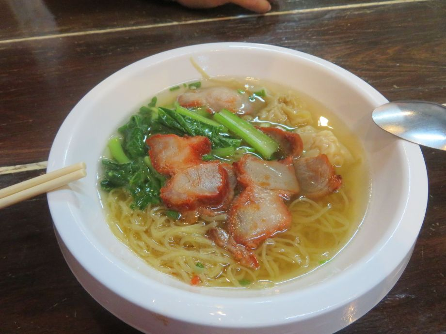 Hong Kong noodles (2)