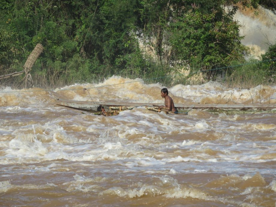 pêcheur du Mékong (1)