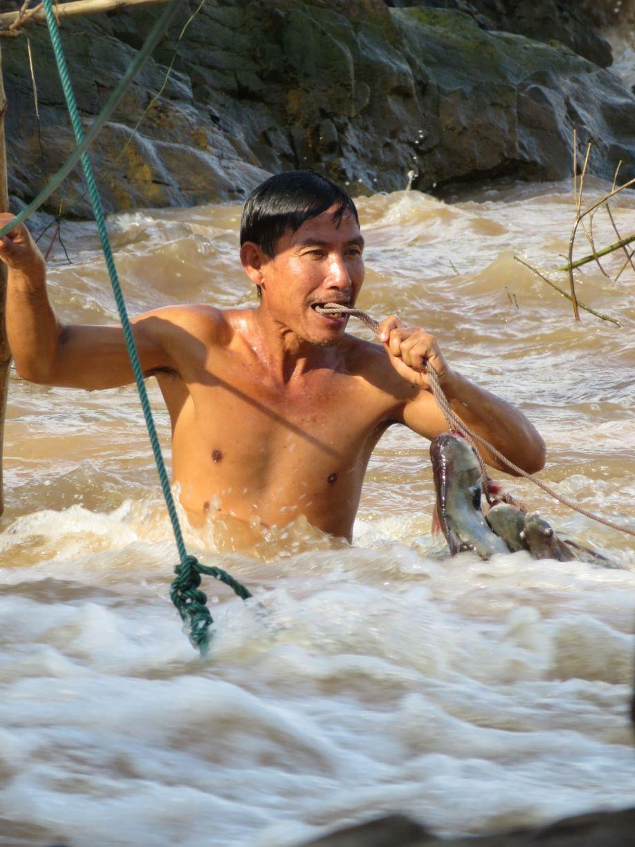 pêcheur du Mékong (9)