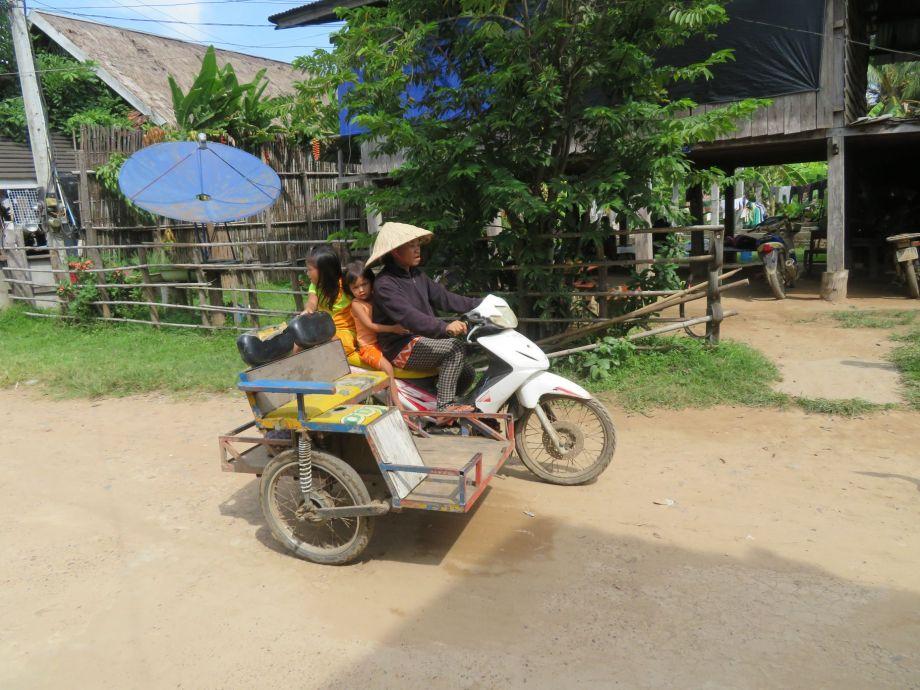 village de Don Khone (2)